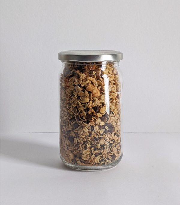 Orange & Dark chocolate granola