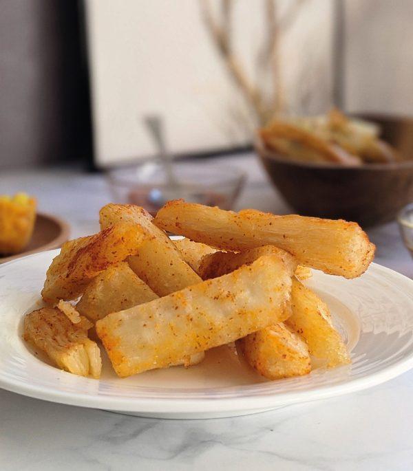 Spiced Cassava