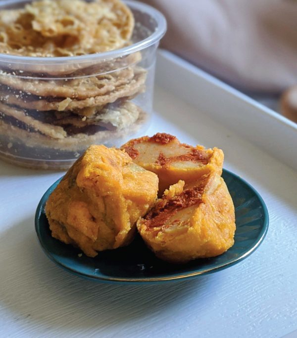 Swahili Spiced potatoes