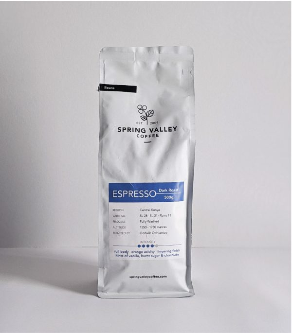 Espresso Dark Roast