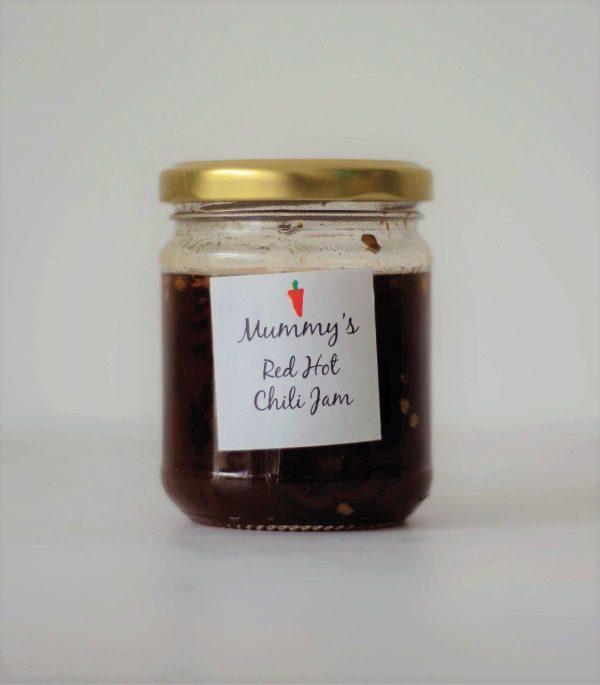 Mummy's Chilli Jam