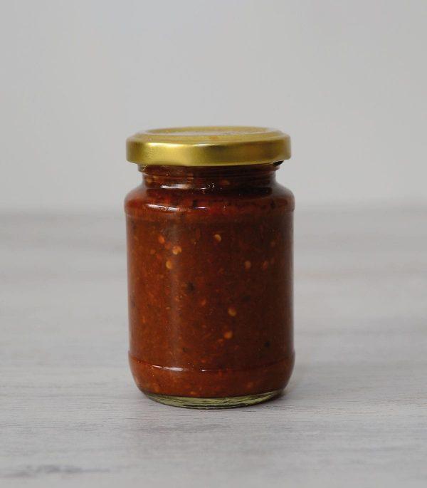 Hot chili pepper paste