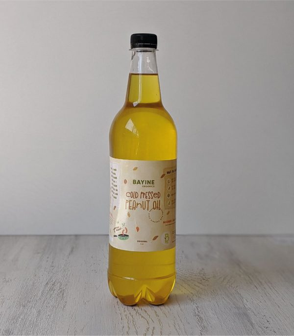 Bayine Peanut Oil